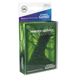 Протекторы Ultimate Guard - Лес 80 шт