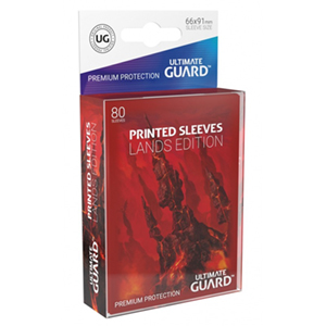 Протекторы Ultimate Guard - Гора 80 шт