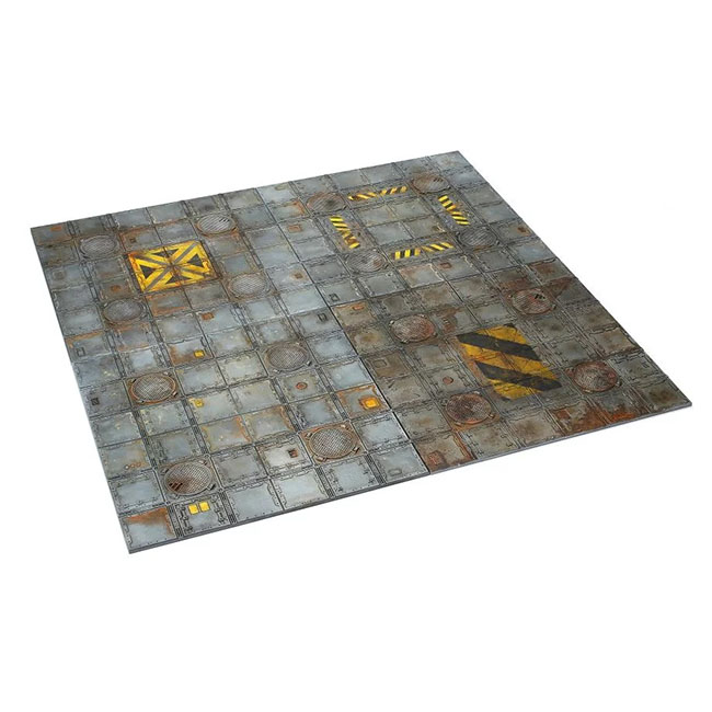 Zone Mortalis: Floor Tile Set