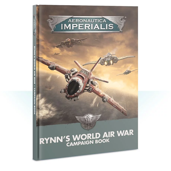 Aeronautica Imperialis: Rynn's World Air War Campaign Book